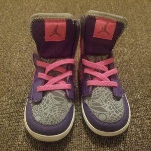 Girls Jordans sneakers